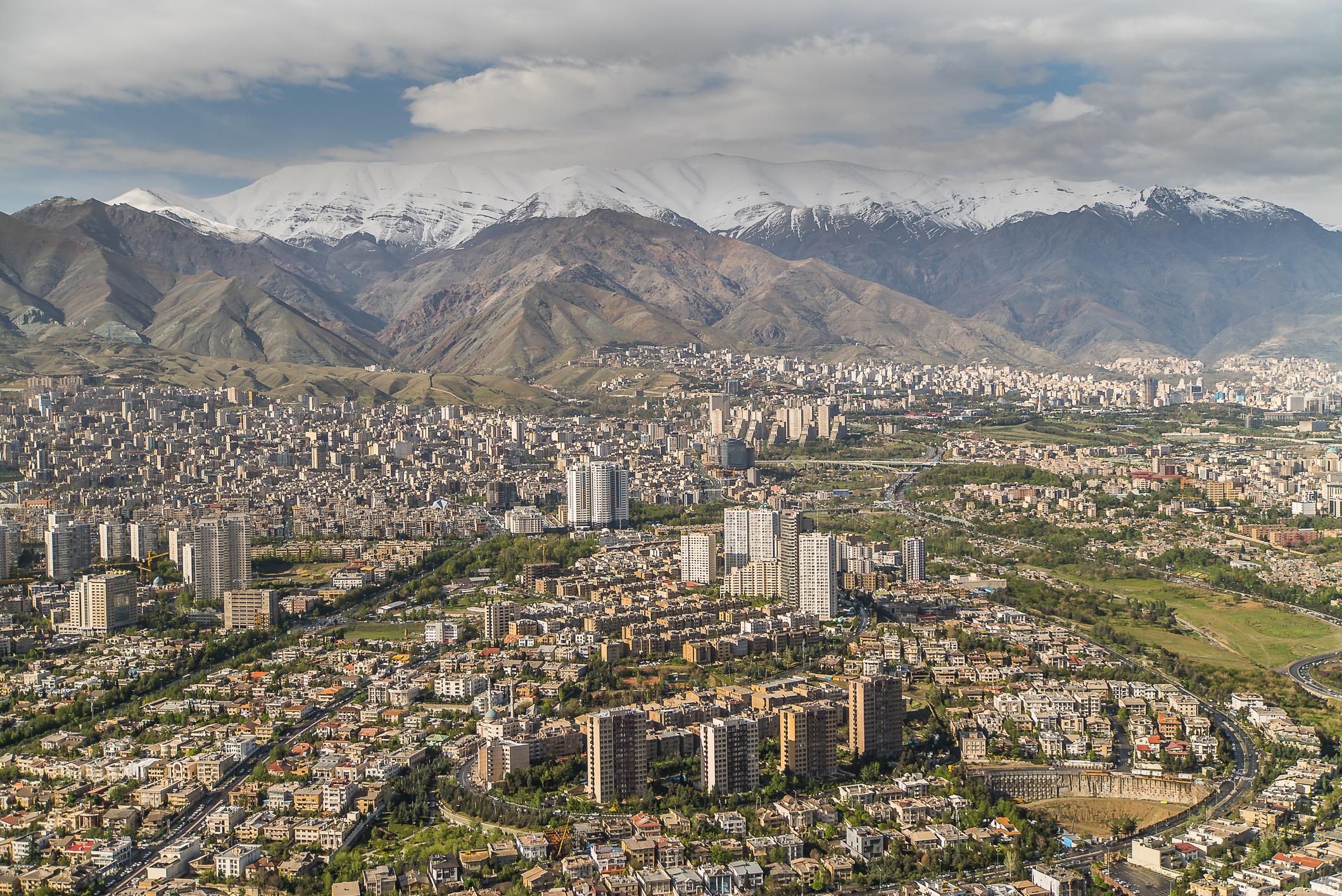 جراحة العيون في ايران
