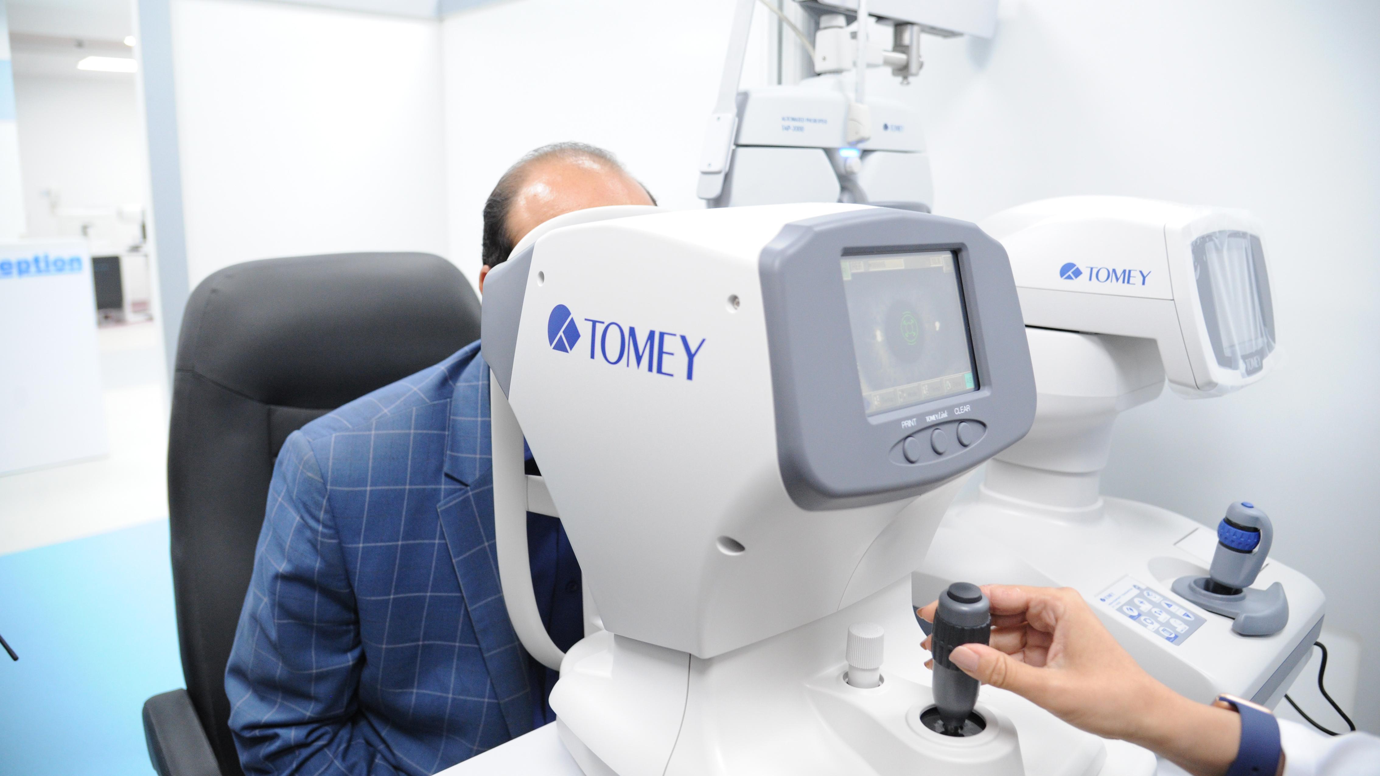 مستشفى بينا التخصصية لطب العيون