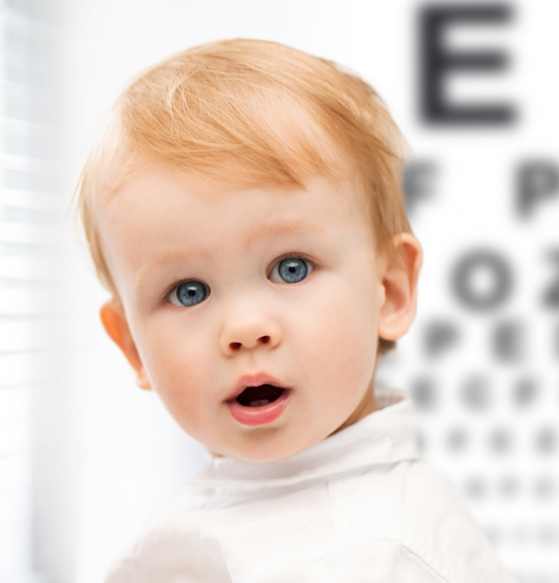 طب العيون الأطفال والحول