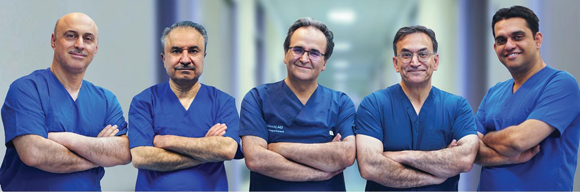 اطباء العيون في شيراز